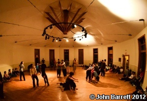 Earthdance Umbrella Barn