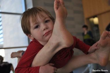 Dances with Children Ottawa CI dance jam